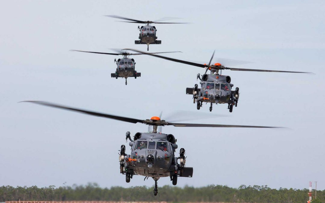 DCS Awarded $93.4M Task Order to Support AFLCMC/WIH Helicopter Program Office
