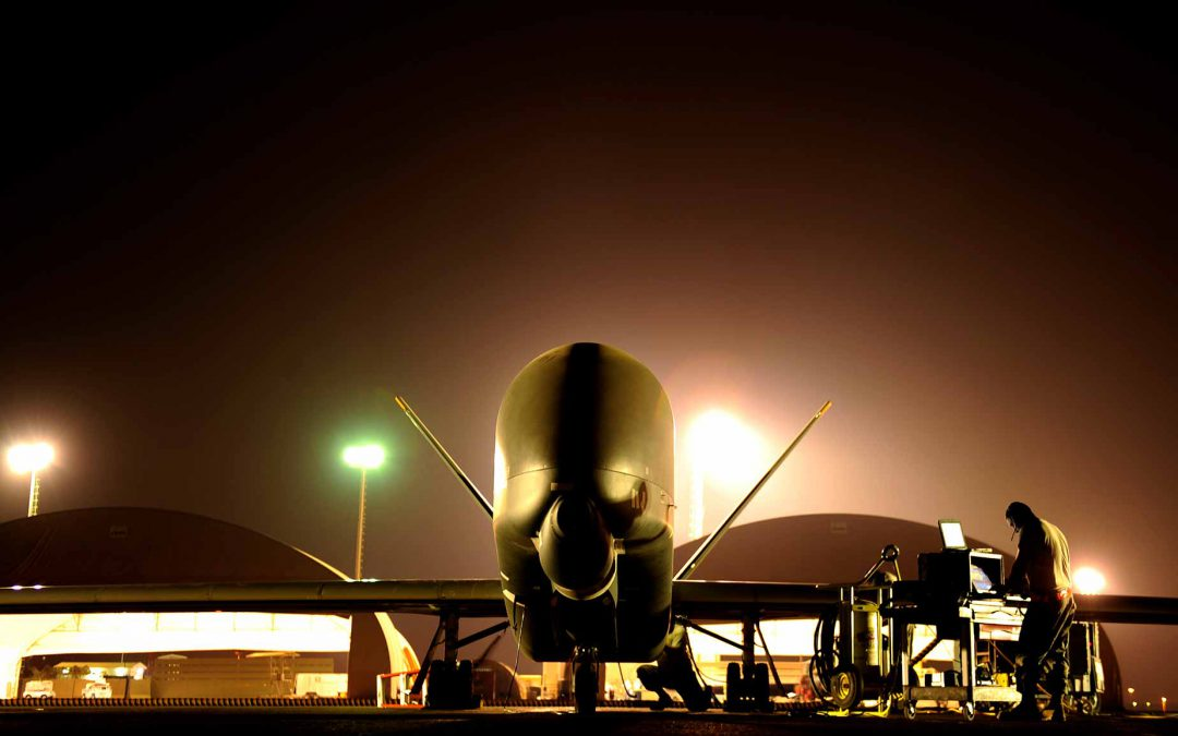 DCS Awarded $48M Task Order to Support AFLCMC Global Hawk Division